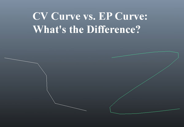 cv and ep curves
